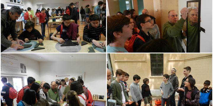 Visita Museu Matemàtiques de Catalunya – Cornellà