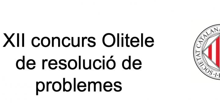 XII concurs Olitele