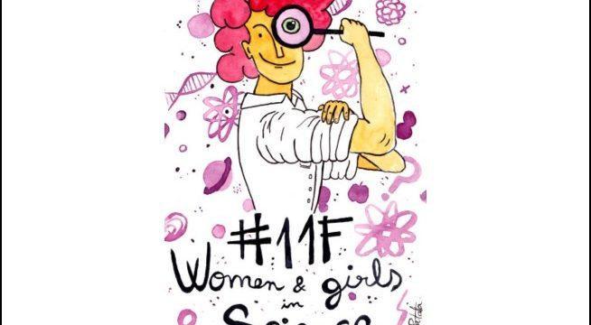 Feliç Dia de la Dona i la Nena a la Ciència!