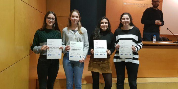 European Girls' Matematical Olympiad – EGMO 2019