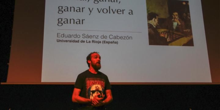 Xerrada d'Eduardo Sáenz de Cabezón