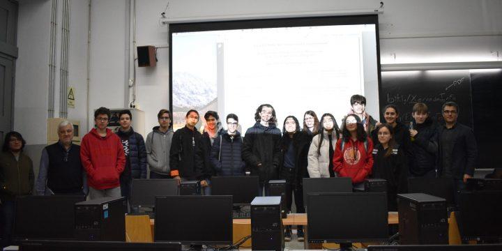 Xerrada-Taller a la Universitat de Barcelona